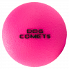 Dog Comets Ball Stardust Roze M 2-pack