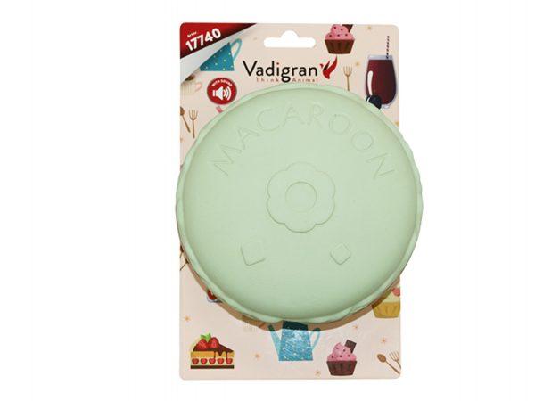 Speelgoed hond latex Macaron 14 cm