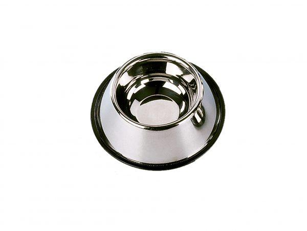 Eetpot inox antislip 11,5-15,5cm 0,2L