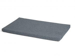 Bench kussen waterafstotend grijs 83x49x3cm