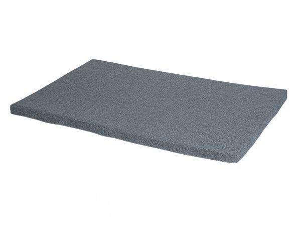 Bench kussen waterafstotend grijs 97x62x3cm