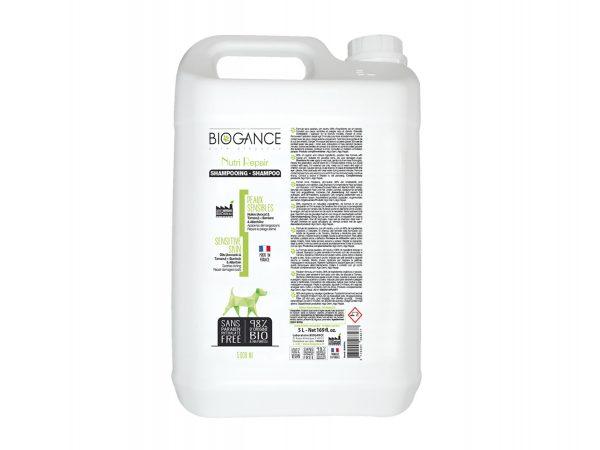 BIOGANCE hond gevoelige huid shampoo 5 L