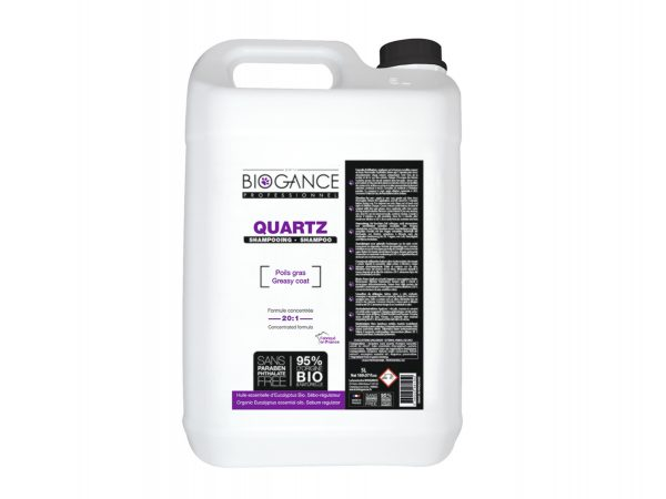 QUARTZ Ontvettende shampoo 5 L