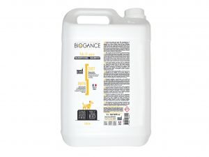 BIOGANCE hond puppy shampoo 5 L
