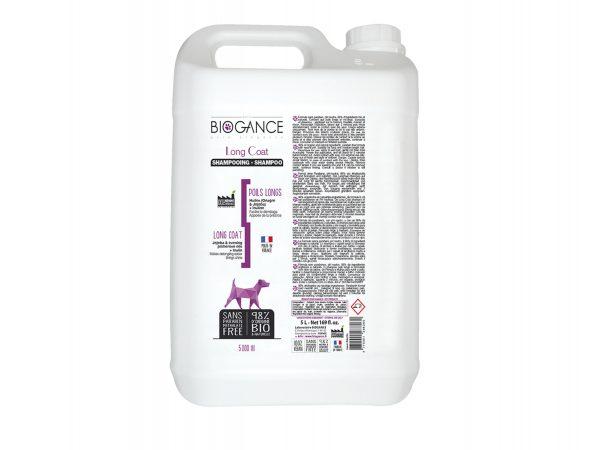 BIOGANCE hond lang haar shampoo 5 L