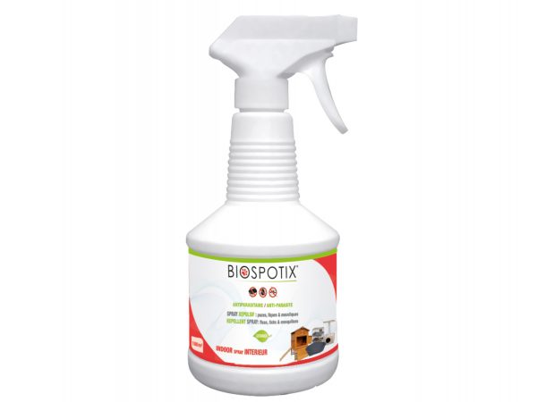 BIOSPOTIX Indoor antiparasitaire spray 500ml
