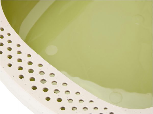 Kattenbak HP Gizmo groen 52x39,5x15cm L