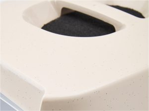 Toilethuis HP Manon groen 54,5x39x39cm