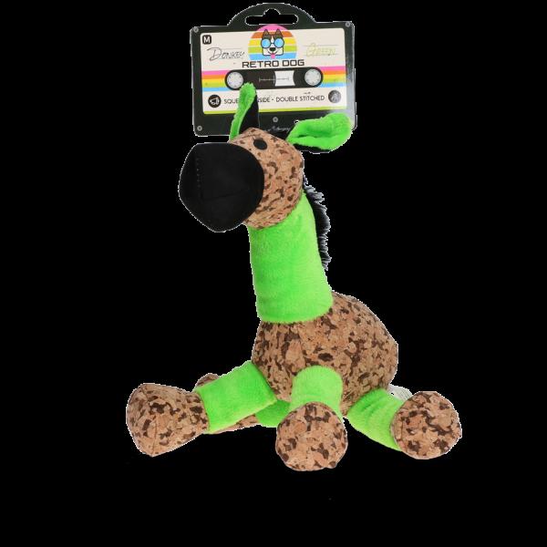 Retrodog Donkey Green M