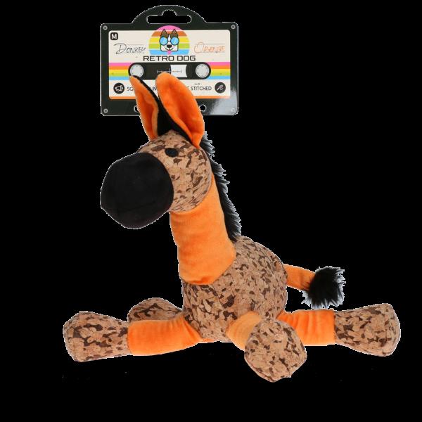 Retrodog Donkey Orange M