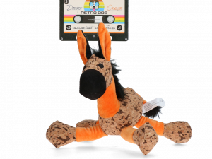 Retrodog Donkey Orange S
