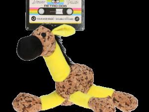 Retrodog Donkey Yellow S