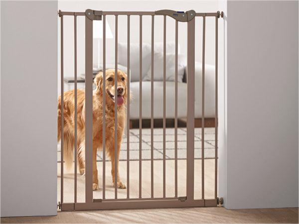 Dog Barrier Door 107cm verlenging 7cm