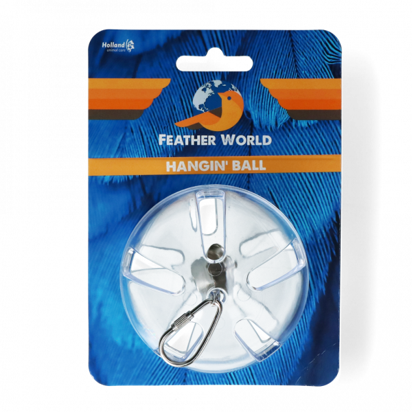 Feather World Hangin? ball