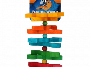 Feather World Puzzle & treat